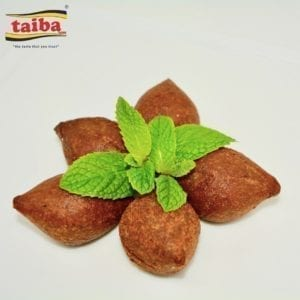 Enjoy this beloved Lebanese dish made from spiced ground beef and lamb meat, onions, and bulgur. We provide 100% halal food products with the authentic Lebanese taste. Quantity: Dozen