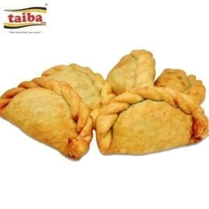 Fried Meat Sambusak Enjoy these Lebanese crunchy appetizers that are filled with a mixture of onions, Lebanese spices and minced beef meat.