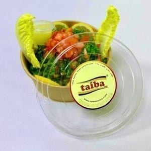 Lebanese tabbouleh salad taiba farms
